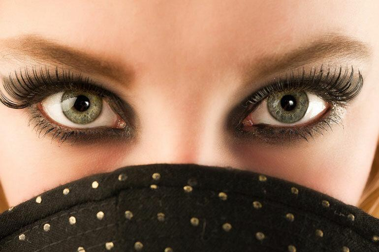 4 маски для быстрого роста ресниц