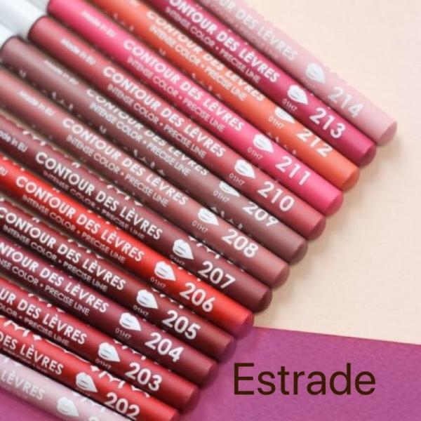 5 лучших дешёвых карандашей для губ