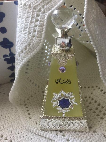 Арабские духи Rasasi Arba Wardat, обзор аромата