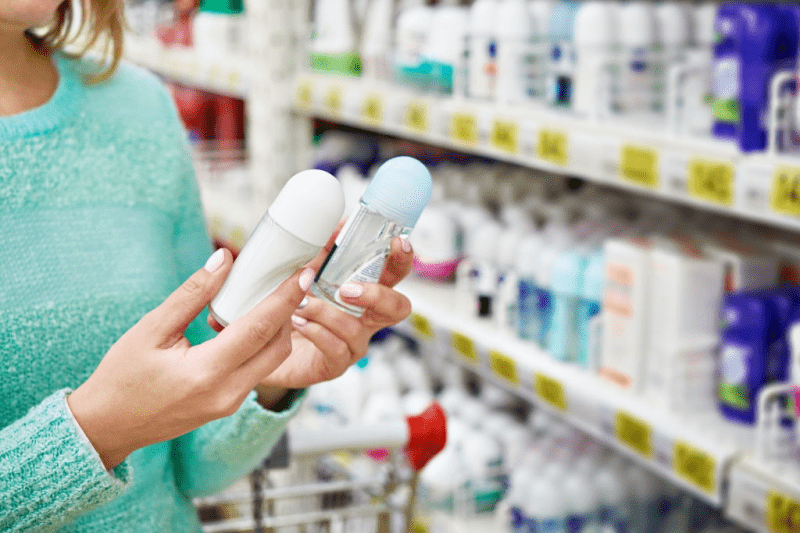Дезодорант: тонкости выбора и использования