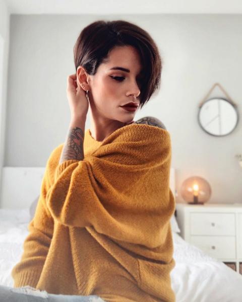 Топ-15 свежих и модных коротких стрижек для женщин