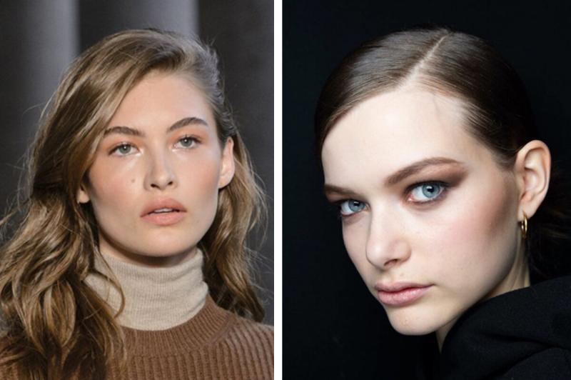 Тренды весеннего макияжа 2020