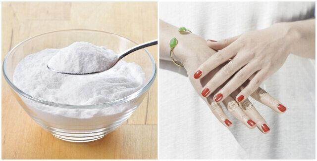 Заботимся о коже рук: крахмальные ванночки и маска