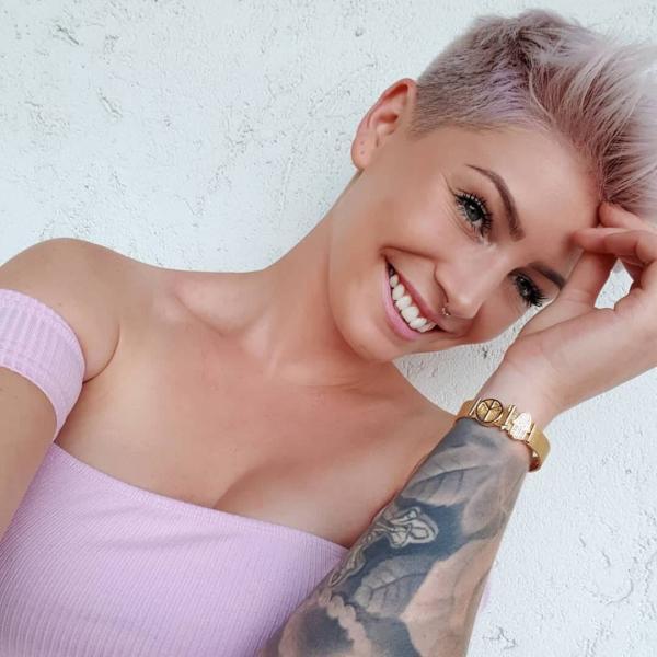 20 потрясающих коротких стрижек для тонких волос