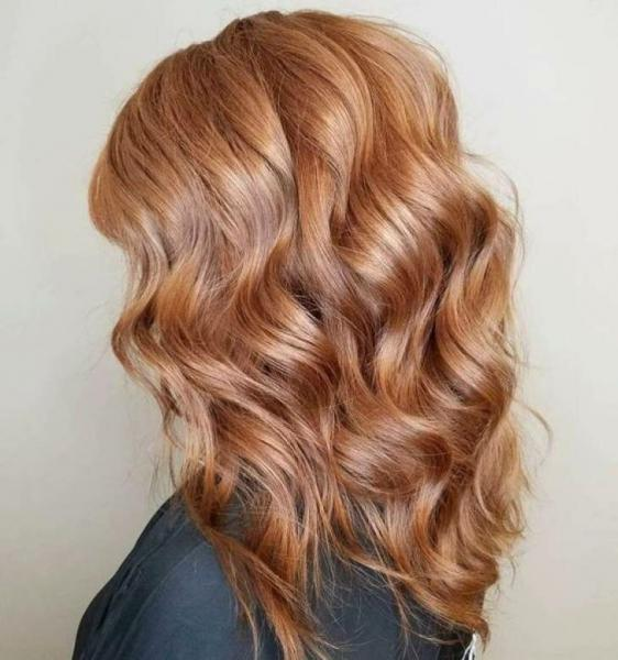 4 оттенка волос, способных омолодить внешность