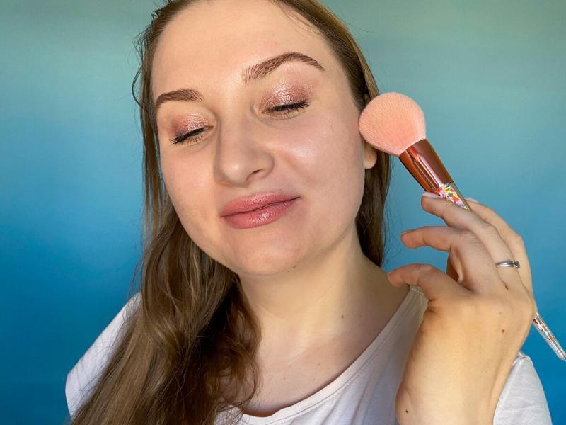 Бюджетный макияж на каждый день косметикой до 300 рублей