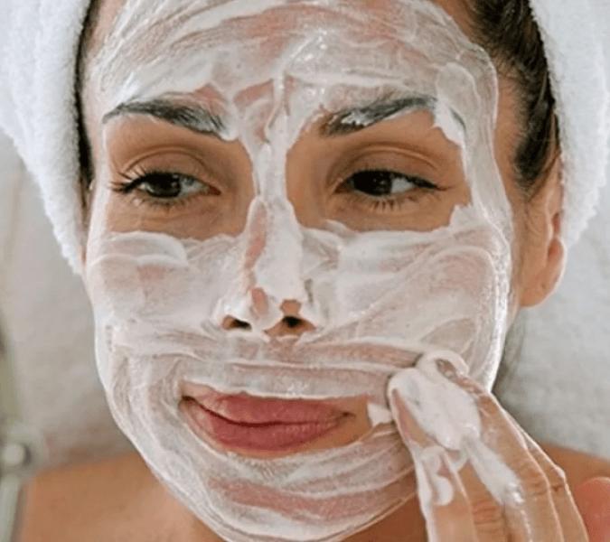 Чудесная маска для лица из самого привычного продукта