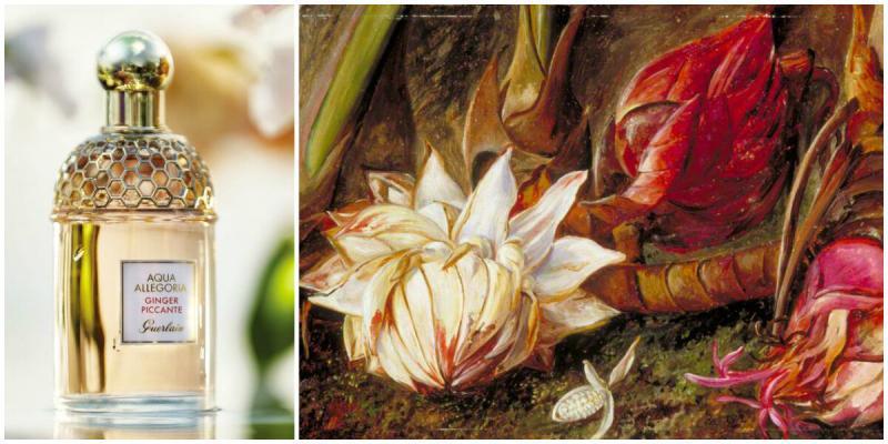 Духи и картины: 5 парфюмов с розами