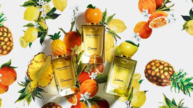 Новинка: фруктовый сад Dolce&Gabbana