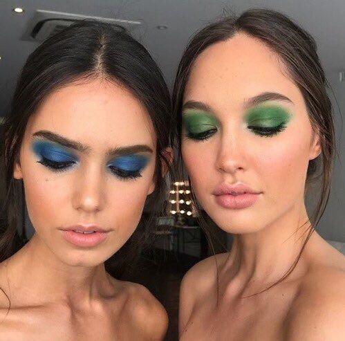Основные правила цвета в макияже