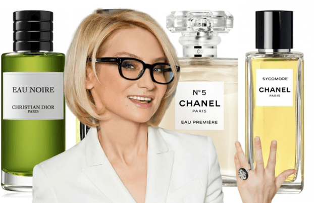 Парфюм со вкусом: 5 ароматов, которые любит Эвелина Хромченко