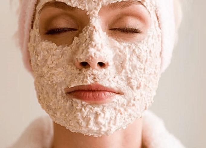 Простая, но эффективная маска для лица
