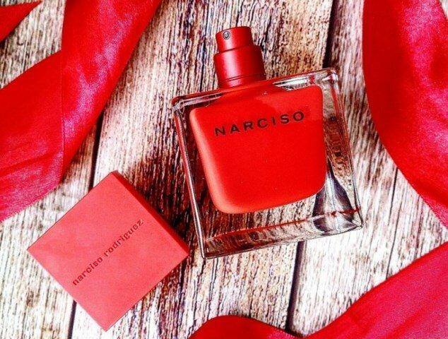 Самые топовые ароматы от Narciso Rodriguez . Дарить всем!