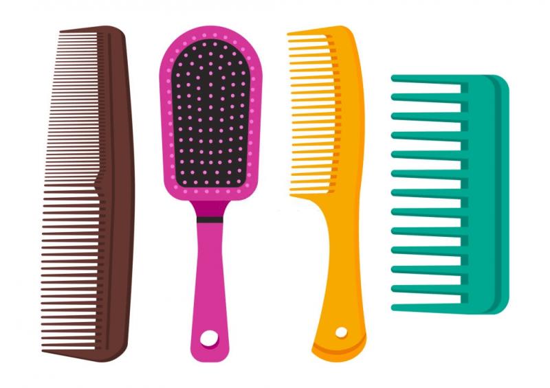 Секреты выбора щетки для волос