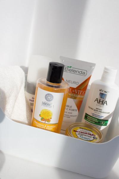 5 крутых средств для очищения лица
