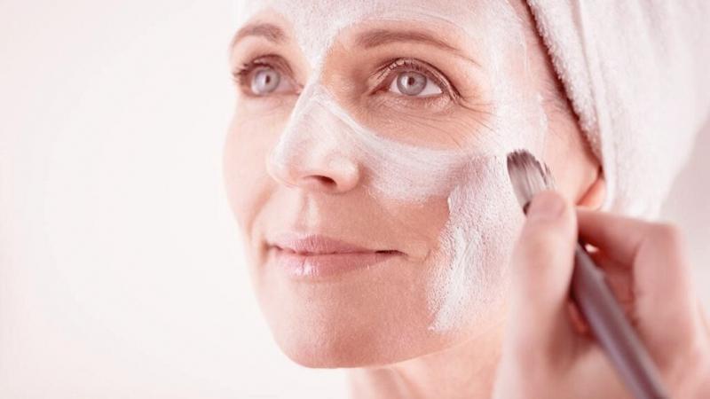 Эффективная маска против морщин своими руками