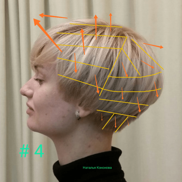 Как постричься женщинам 50+. Часть 68