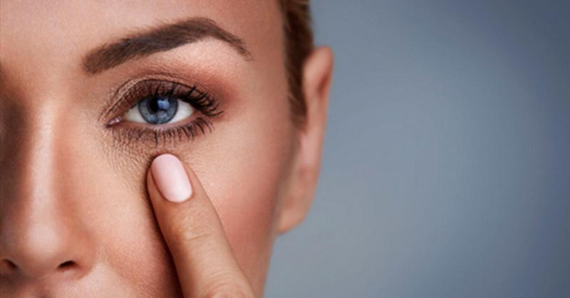 Маски для нежной кожи вокруг глаз