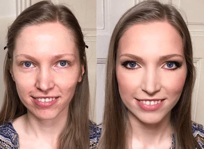 Осел и морковка или курсы профессионального макияжа