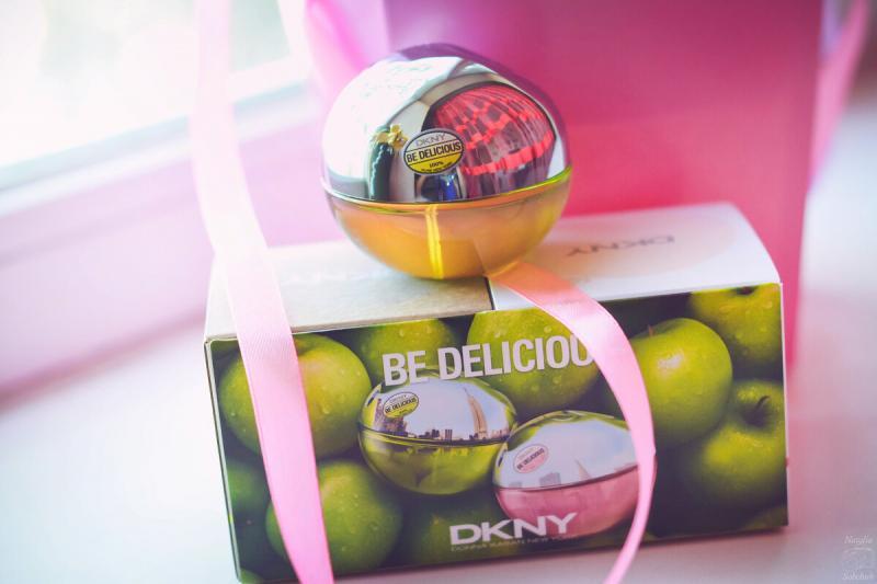 Парфюм DKNY Be Delicious Donna Karan (Личный отзыв от NS)