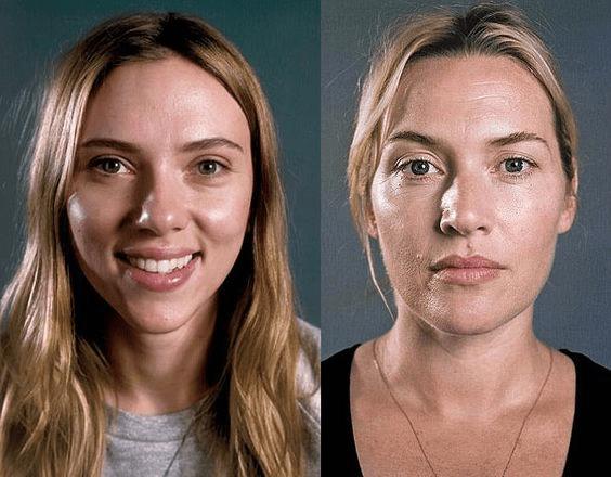 Что станет с кожей без косметики? Карантинный эксперимент.
