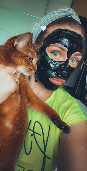 Лучшая омолаживающая + лифтинг маска из спирулины