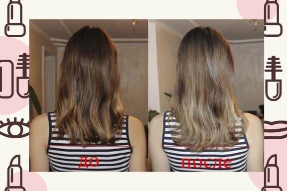 Сильные и длинные волосы: всего за 1 месяц + 5 сантиметров!