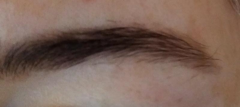 Красивые брови и чёткий взгляд - это может каждая!