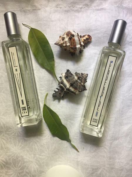Летние парфюмы