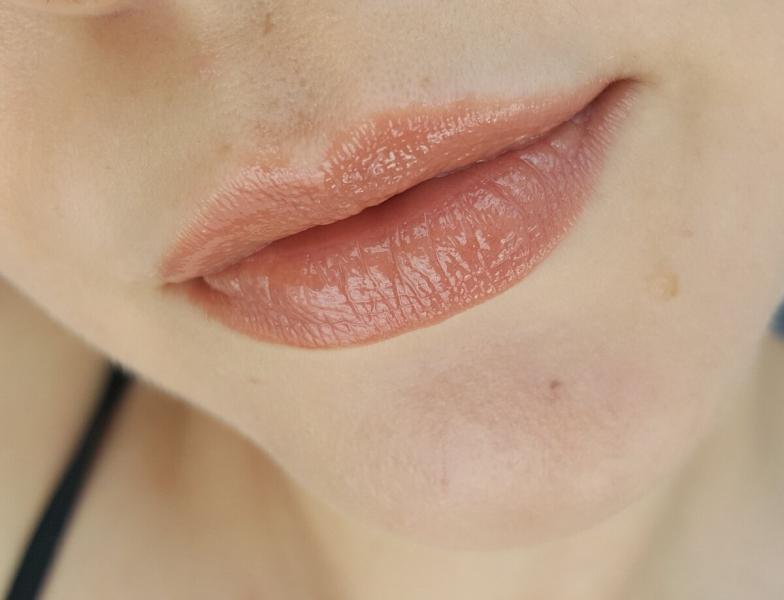 Моё ухаживающее масло для губ