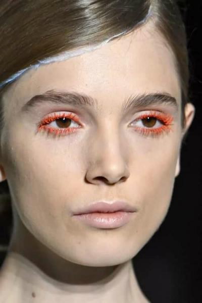 Трендовый макияж 2020