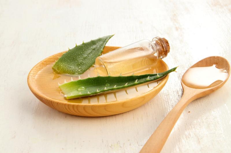 Омоложение кожи: сок алоэ для лица от морщин.