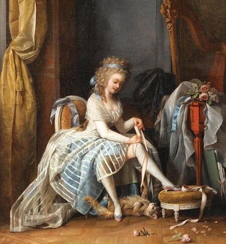 Чем пахли люди в 18 веке