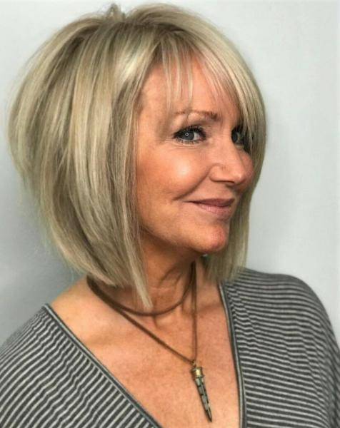 Идеи омолаживающих стрижек для женщин после 50 лет