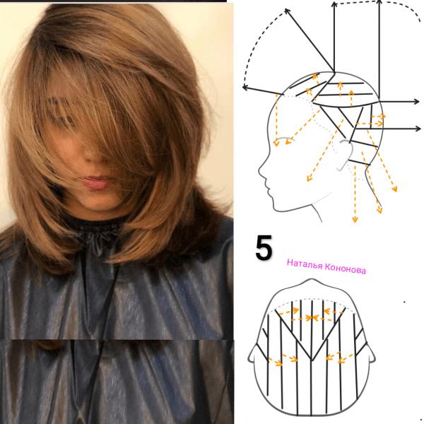 Как подстричься, если есть брыли. Часть 98
