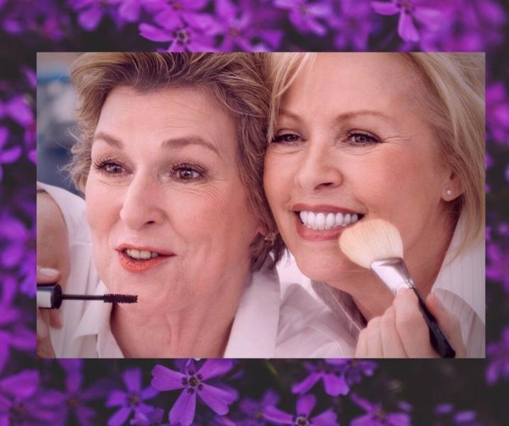 Какие моменты макияжа нельзя использовать в зрелом возрасте