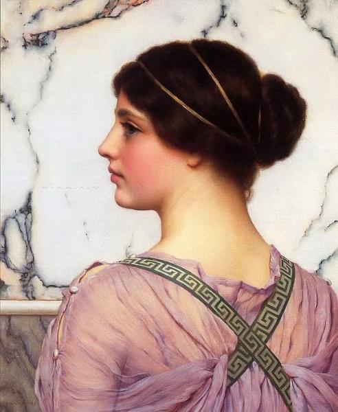 Стандарты женской красоты в Древней Греции