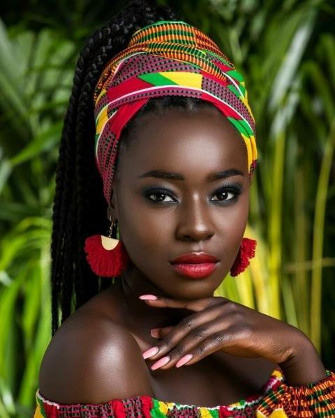 Африканская красота: какие ее идеалы, и как она достигается