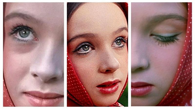 Как бы выглядела Настенька из сказки Морозко сегодня - иллюстрации от визажиста