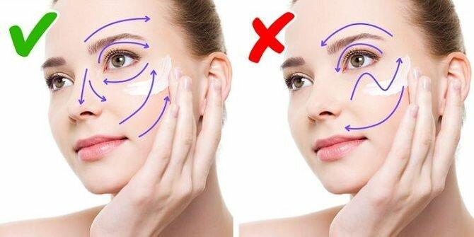 Как подобрать и наносить крем вокруг глаз: главные лайфхаки
