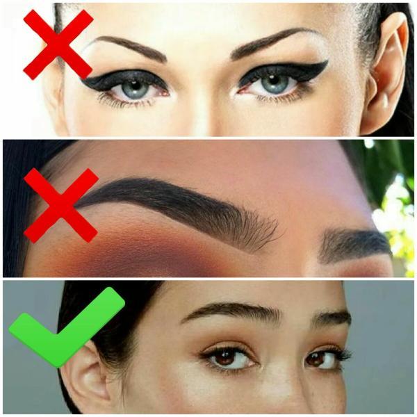 Ошибки в макияже, которые могут испортить ваше лицо