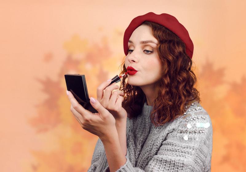 Помады что надо: 4 идеи эффектного макияжа губ этой осени 💄