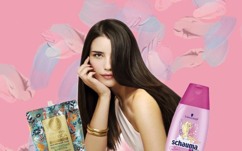 Шампуни для волос до 200 рублей, с которыми мои волосы выглядят превосходно
