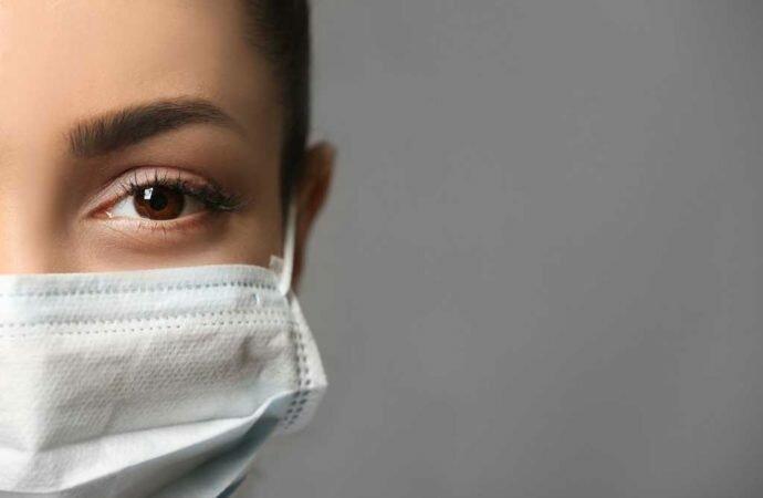 Спасаем кожу после маски