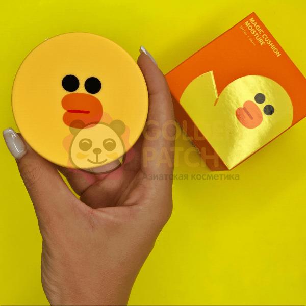 Удобная подушечка вместо спонжа и тонального крема: какие кушоны стоит завести в косметичке