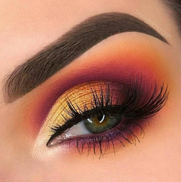Идеальный макияж: ТОП 5 лучшие тени для глаз.