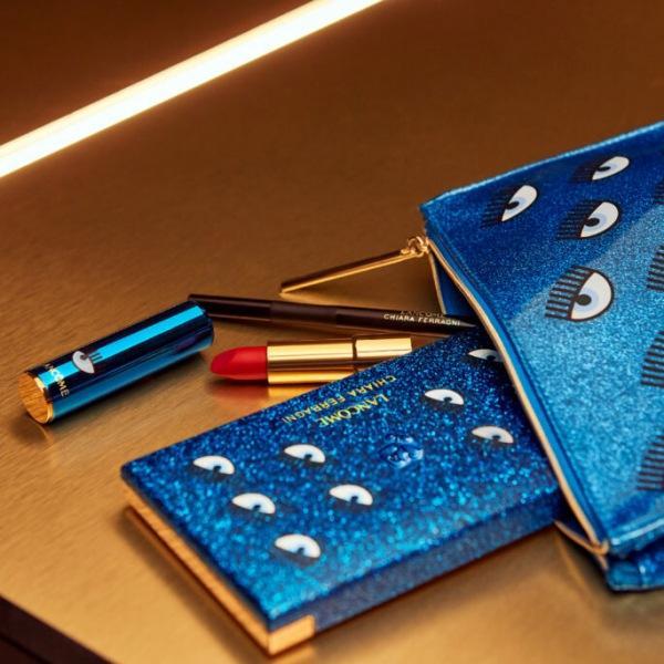 Новая коллекция макияжа Lancôme и Кьяры Ферраньи