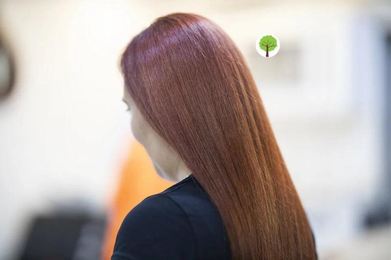 Простой способ улучшить состояние волос.