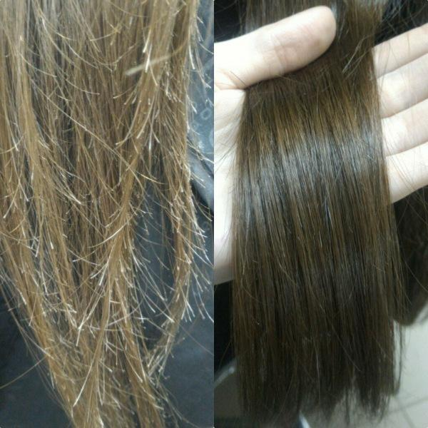 Как я восстановила ломкие волосы - личный опыт
