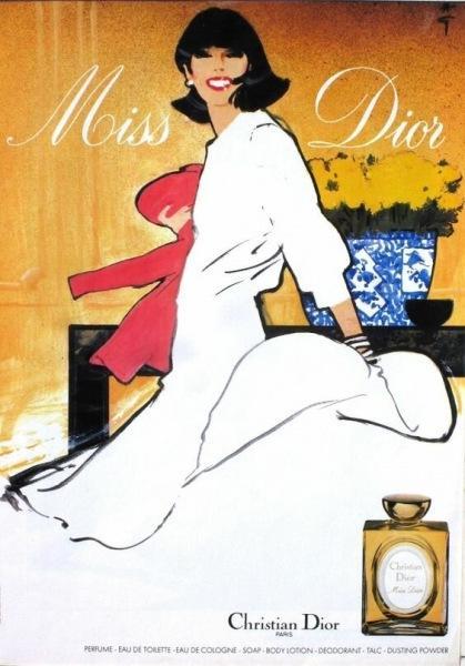 Miss Dior - аромат эпохи нью-лук